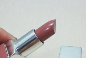 クリニークポップマット01の唇に塗りやすそうなカット