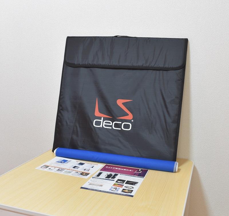 LS deco撮影ボックス60を出してみた