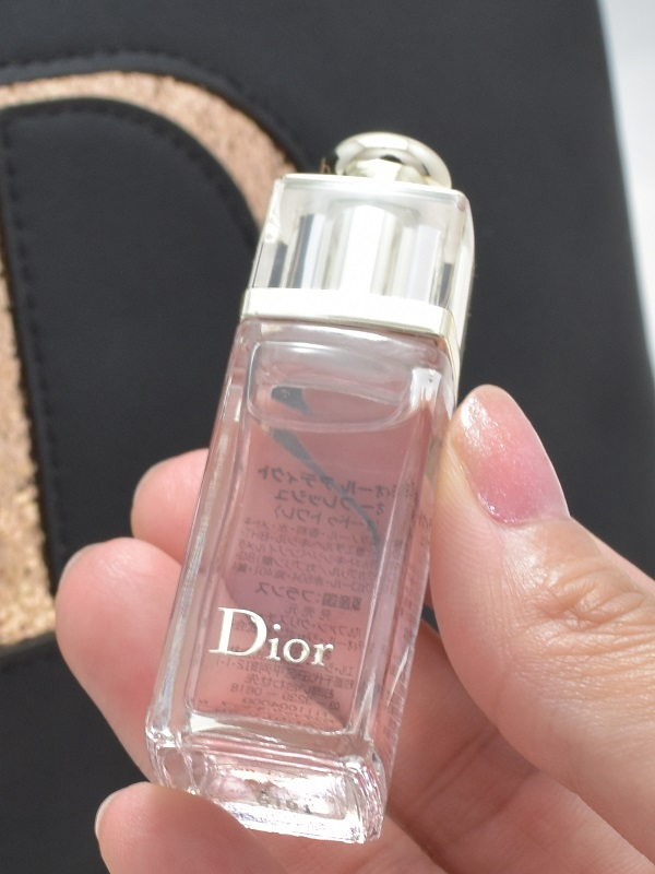 ディオールアディクトクリスマスオファーにセットのミニ香水