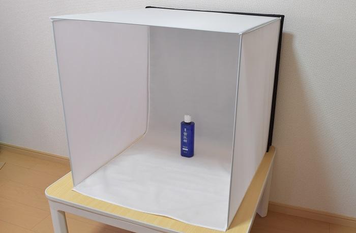 購入した撮影BOXが良すぎたから、ブログ用の写真を撮ってる裏側を見せちゃいます!(=゚ω゚)ノ