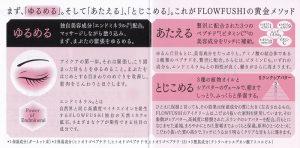 フローフシTHEアイクリームの説明書2