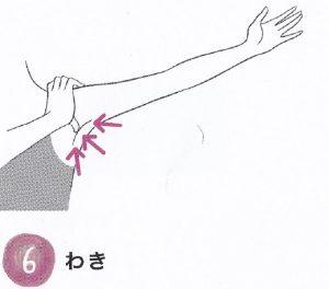 メルヴィータロゼエクストラブリリアントボディオイルの使い方10
