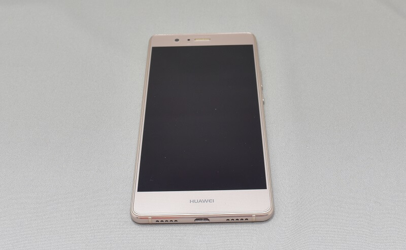 Huawei P9 LITEゴールド本体