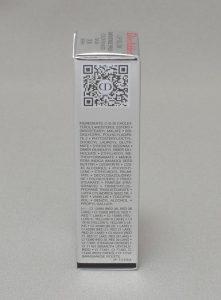 ディオールアディクトリップグロウ006の外箱側面2
