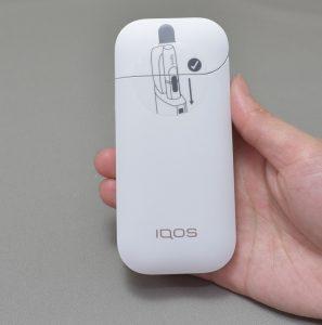新型アイコス「iQOS 2.4 Plus」のポケットチャージャー