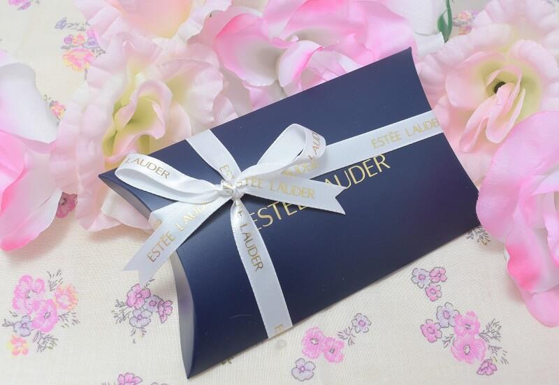 エスティローダーのプレゼント包装