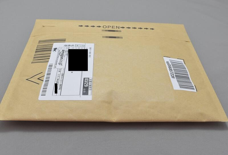 プルームテックの互換バッテリー「Ocean-C」は封筒で届いた