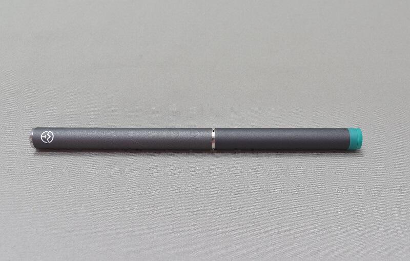 プルームテックの互換バッテリー「Ocean-C」にカートリッジとカプセルを付けてみた