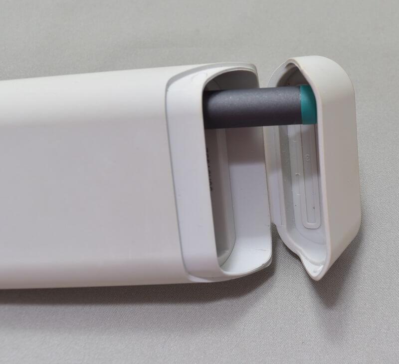 プルームテックの互換バッテリー「Ocean-C」をプルームテックのケースに入れてみた