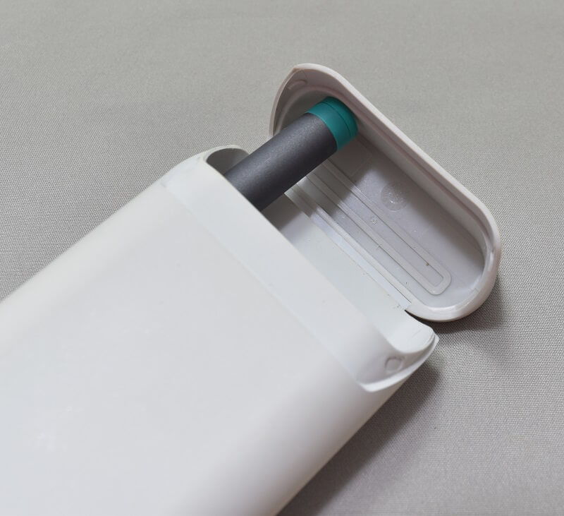プルームテックの互換バッテリー「Ocean-C」はプルームテックのケースに入らなかった