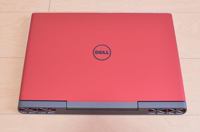 Dellの「Inspiron 15 7000 (7567) Gaming プラチナ」っていうノートパソコンを買ったよー!