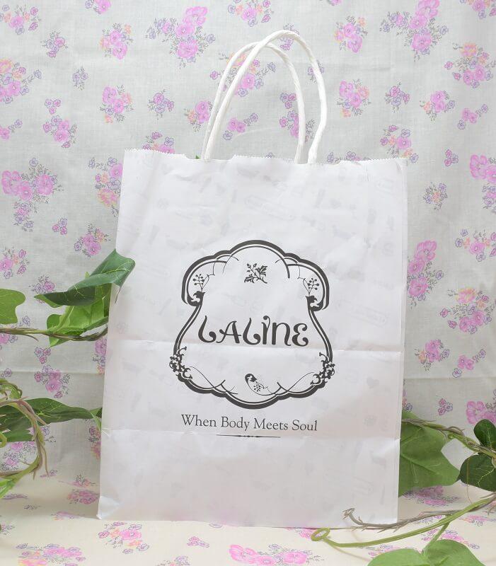 ラリンのショップバッグ