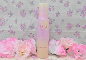 SARA(サラ)/ふわ巻きカーラーウォーターのボトル正面