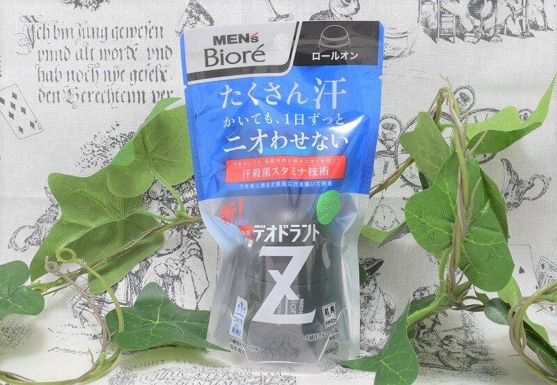 メンズビオレ/薬用デオドラントZf2のパッケージ