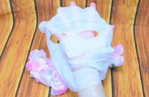 サボリーノ / 目ざまシート (ミンティーグレープフルーツの香り)のフェイスマスク