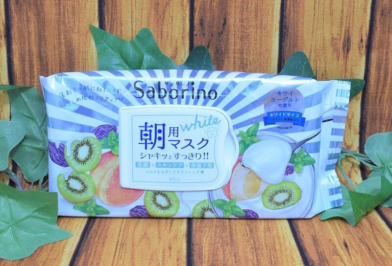 サボリーノ/目ざまシート(キウイヨーグルトの香り)
