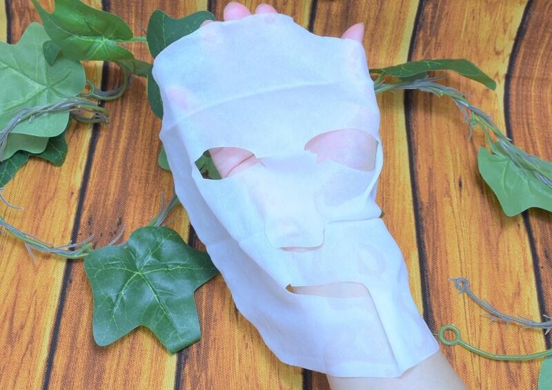 サボリーノ/目ざまシート(キウイヨーグルトの香り)のフェイスマスク
