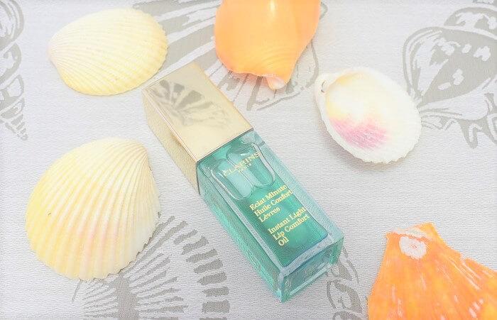 クラランスから夏にぴったりなミント色のコンフォートリップオイル#06が登場!メントールが気持ちいい♪