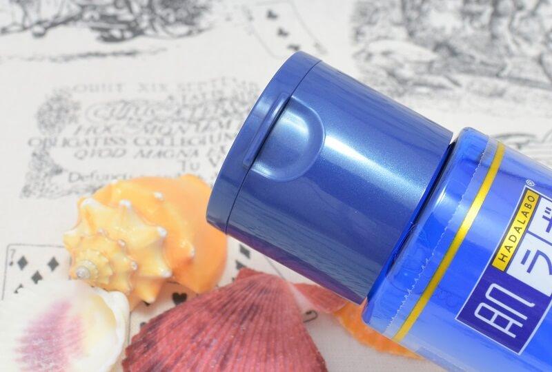 肌ラボ / 白潤プレミアム 薬用浸透美白化粧水のキャップ