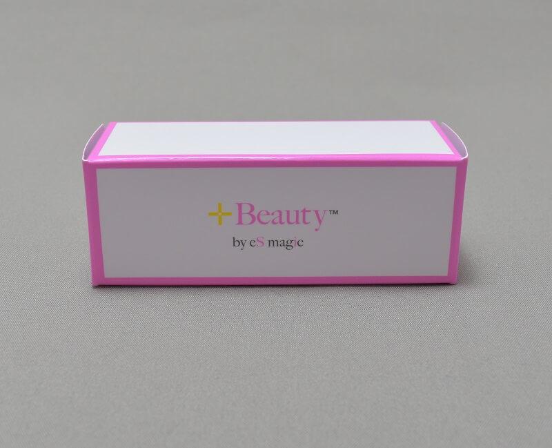 「+Beauty 吸う美容液」のリキッドの外箱