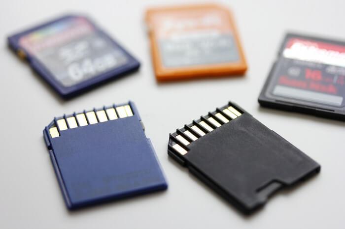 ニコンのデジタル一眼レフカメラD5500でトランセンドのSDカードを使うとエラーが出るかも!