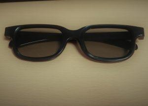 イオンシネマの100円の大人用3dメガネ