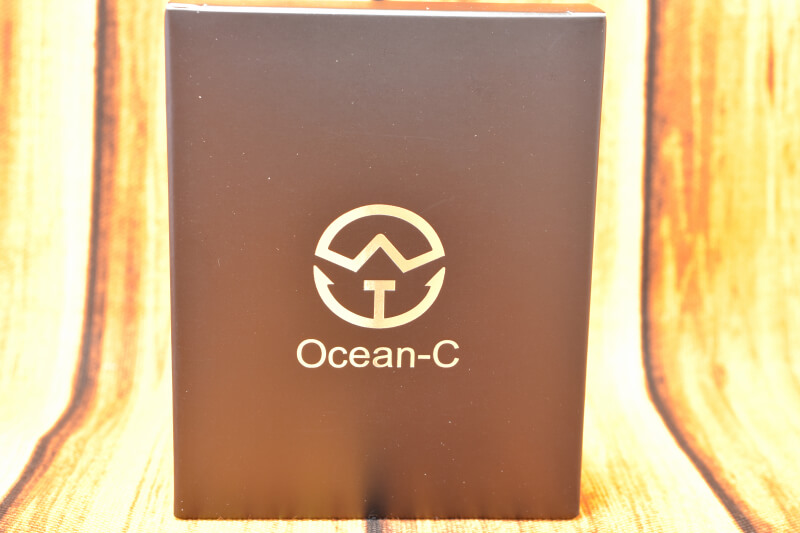 Ocean-Cのメンソールフレーバーカートリッジの外箱