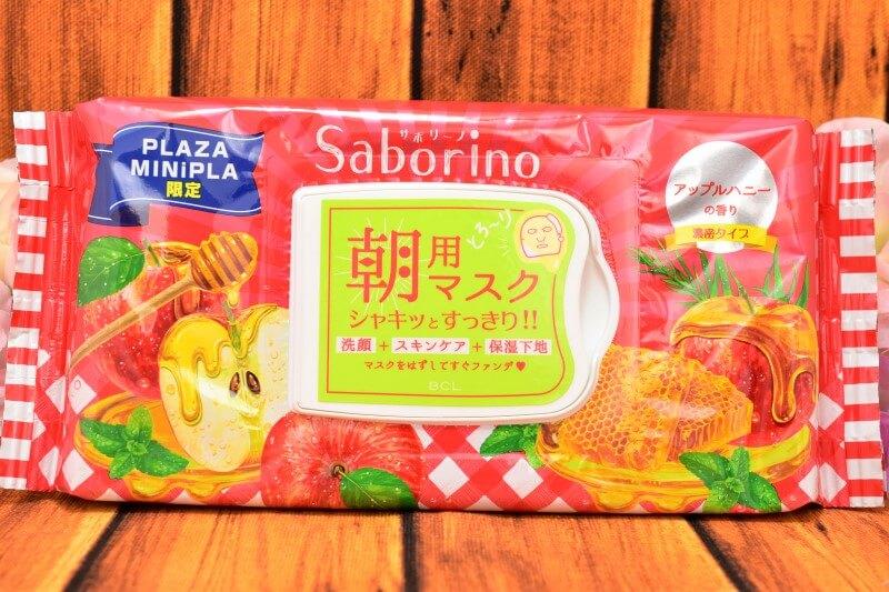 サボリーノ 目ざまシート 豊潤果実の濃密タイプのパッケージ正面