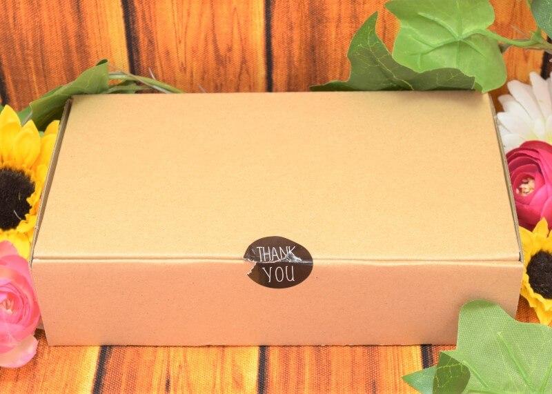 シュワルツコフ ビオロジー リペア ヘアトリートメント ブースターのプレゼントが届いた箱