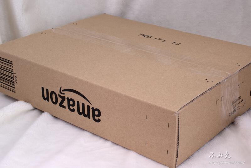 アイコスの互換機「Ocean-C N1」が届いた箱