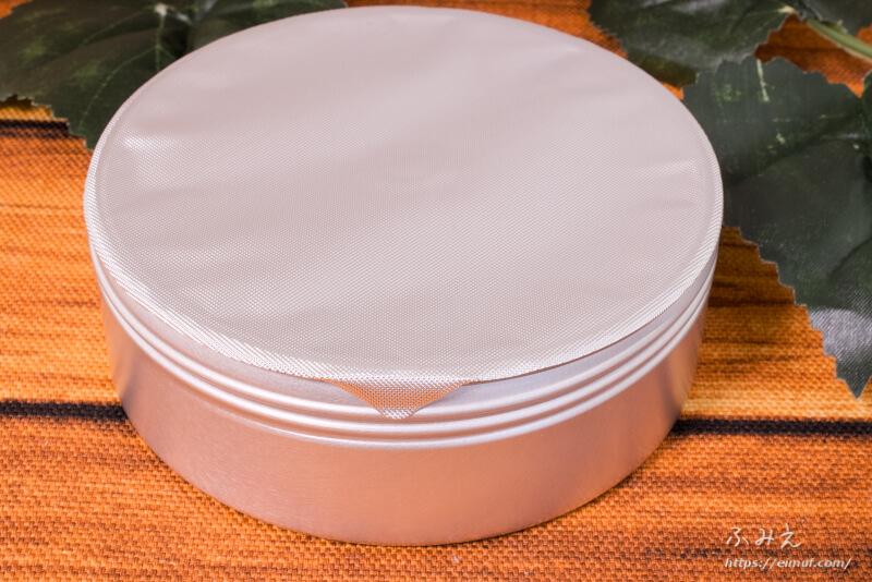 ロクシタンのシアメルティングバター の内フタ