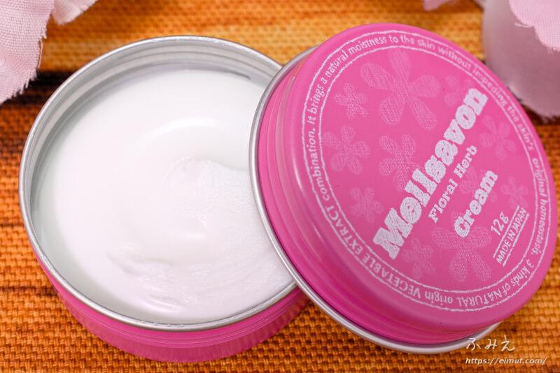 メルサボン リップクリーム フルーツキャンディ(甘くてジューシーな香り)のおまけのクリーム
