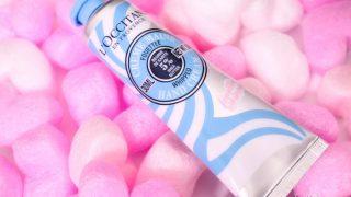 【レポ】ロクシタン / スノーシア ハンドクリーム を使ってみた!
