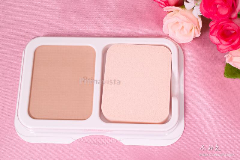 2018年に改良されたソフィーナ プリマヴィスタ 皮脂くずれ防止化粧下地(新製品) とサンプルがセットになった商品のサンプル