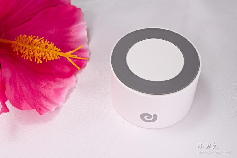 Dreamegg USB充電式 手持ち扇風機 に付属の専用台底面