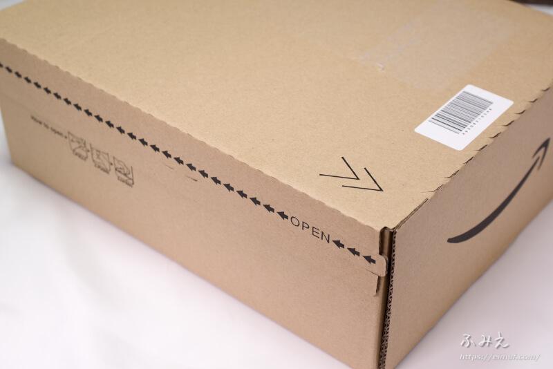Dreamegg USB充電式 手持ち扇風機 が届いたアマゾンの箱