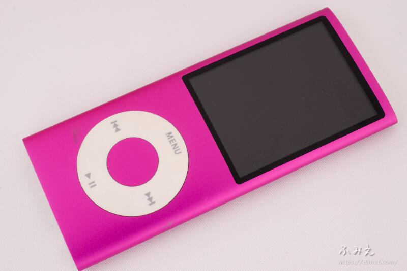 iPodミニ?