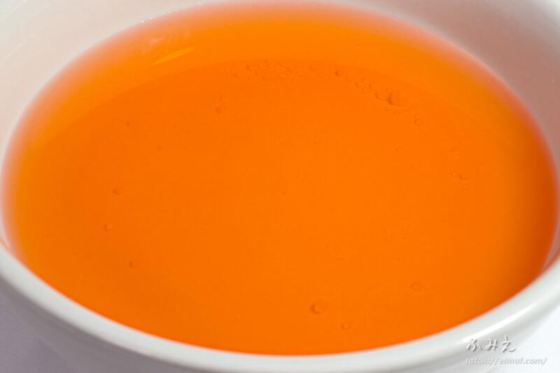 お塩のお風呂汗かきエステ気分(ゲルマホットチリ) をお湯に溶かしてみた