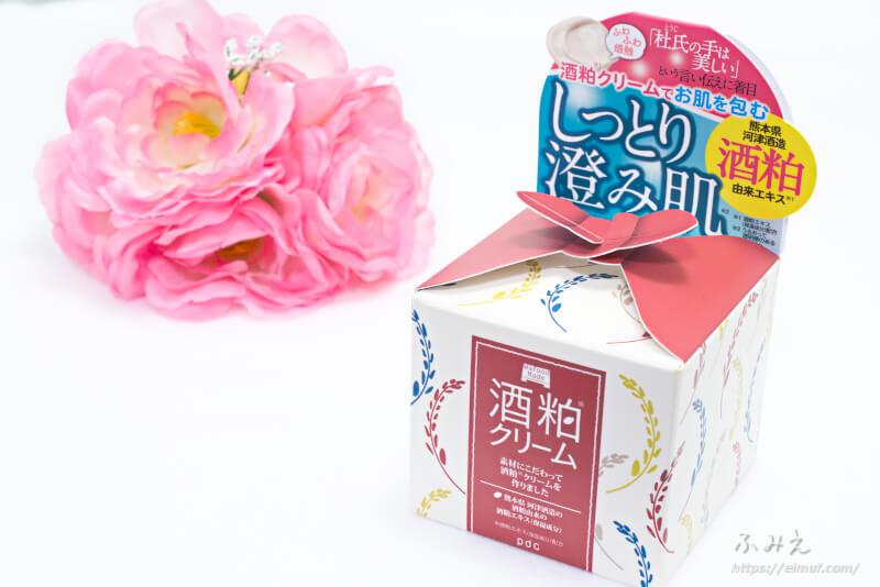 ワフードメイド SKクリーム(酒粕クリーム) 外箱正面