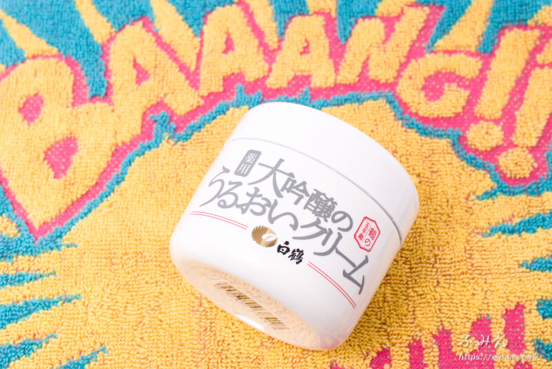 白鶴 鶴の玉手箱 薬用 大吟醸のうるおいクリーム